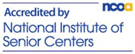 Senior Center Accreditation Logo