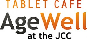 AgeWell at the JCC tablet cafe logo