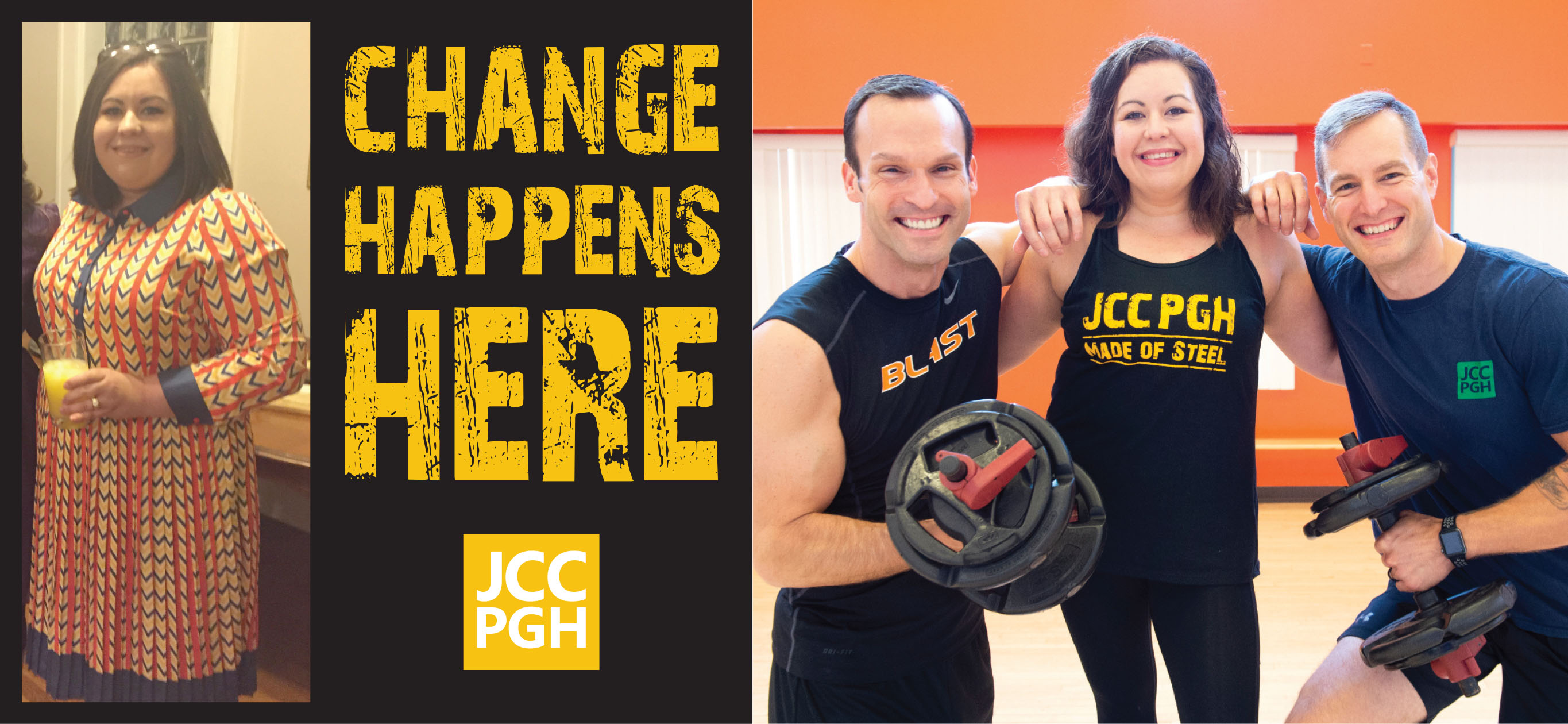 Jens fitness journey: #gymmotivation jcc pittsburgh