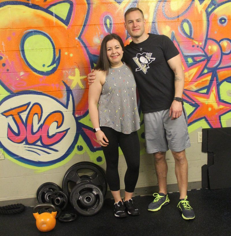 Jen s fitness journey gymmotivation jcc pittsburgh